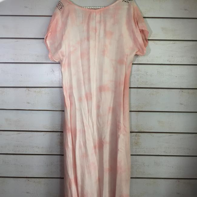 peach Maxi Dress by Exist Image 4