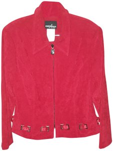 Other Suede Red Jacket
