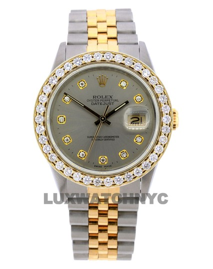 Preload https://img-static.tradesy.com/item/23891693/rolex-free-shipping-28ct-36mm-datejust-ss-with-box-and-appraisal-watch-0-0-540-540.jpg