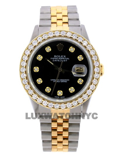 Preload https://img-static.tradesy.com/item/23891825/rolex-free-shipping-28ct-36mm-datejust-ss-with-box-and-appraisal-watch-0-0-540-540.jpg