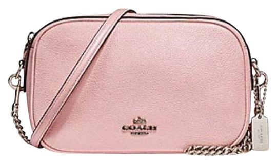 Preload https://img-static.tradesy.com/item/23891972/coach-isla-messenger-crossbody-adj-strap-25922-blush-leather-shoulder-bag-0-1-540-540.jpg
