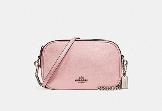 Coach Cross Body File Massenger Signature 34938 Shoulder Bag Image 11