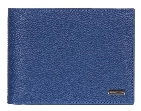 Preload https://img-static.tradesy.com/item/23892106/dolce-and-gabbana-blue-dolce-and-gabbana-pebbled-leather-logo-plaque-crown-print-bi-fold-wallet-0-0-540-540.jpg