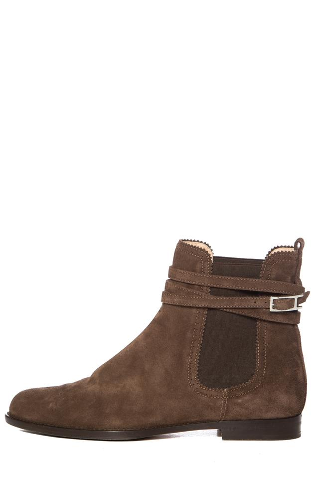 Brown Suede Ankle Ankle Suede Boots/Booties 46d50e