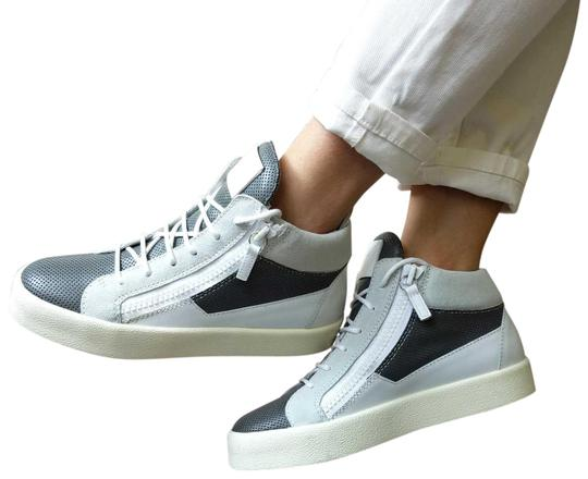 Preload https://img-static.tradesy.com/item/23892459/giuseppe-zanotti-gray-new-gz-design-women-perforated-leather-lace-up-mid-top-sneakers-size-eu-38-app-0-1-540-540.jpg