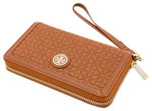 Tory Burch Style # 34030 190041299690 Wristlet in Luggage