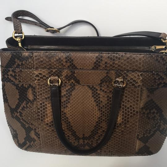 Gucci Satchel in brown Image 11