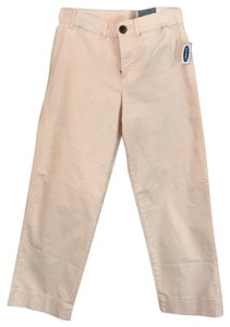 Old Navy Flare Pants Ivory