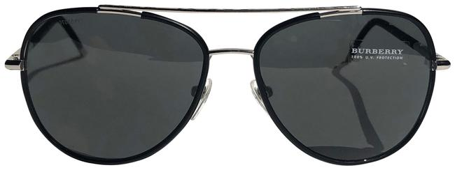 Item - Black / Silver / Gray Lens Free 3 Day Shipping Vintage New Condition Aviator Be 3078j 1005/87 Sunglasses