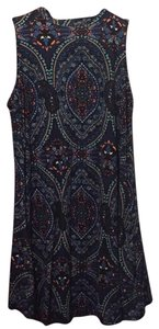 T.J.Maxx short dress Patterned on Tradesy
