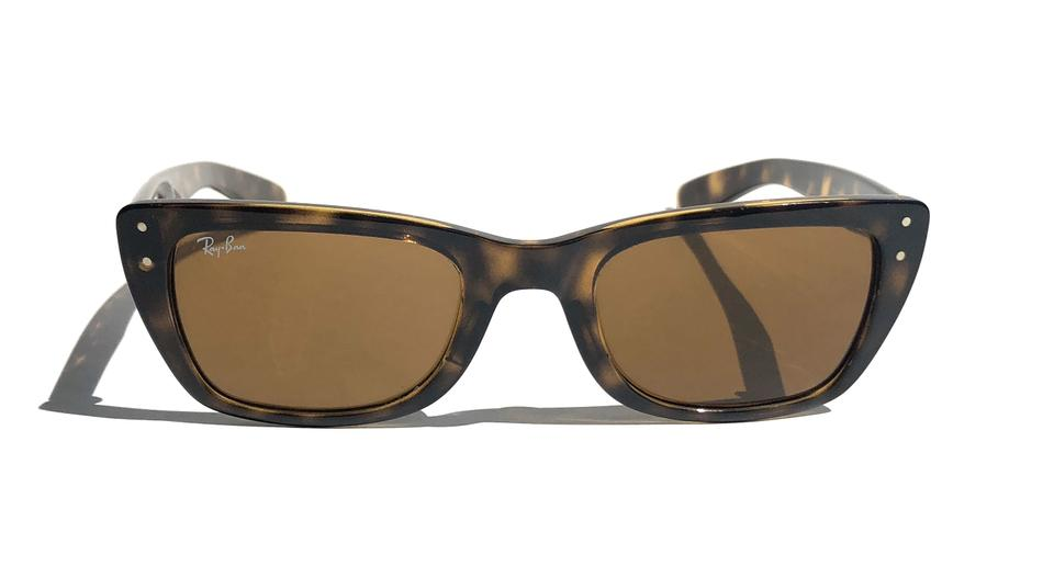b95699bfb04 Ray-Ban Tortoise Shell   Brown Lens Free 3 Day Shipping Vintage New  Condition Rb 4148 Very Rare Find Sunglasses