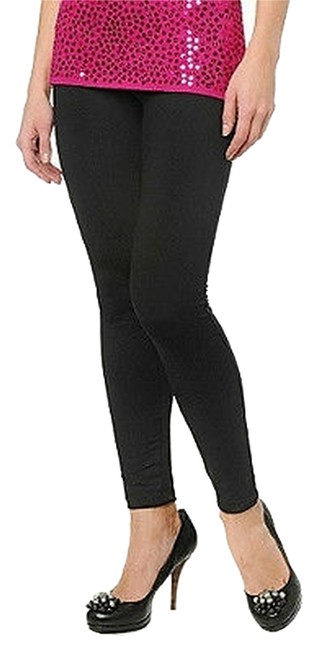 Other Dknyc Stretch Womens Blacks Leggings Image 0