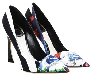 Dior Christian Multicolor Pumps