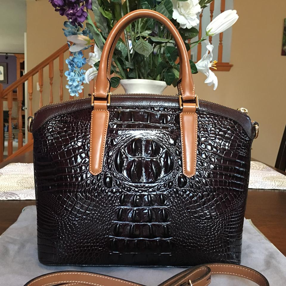 Medium Satchel Tobacco To Hard Brahmin Duxbury Carlisle Find zP6nXx