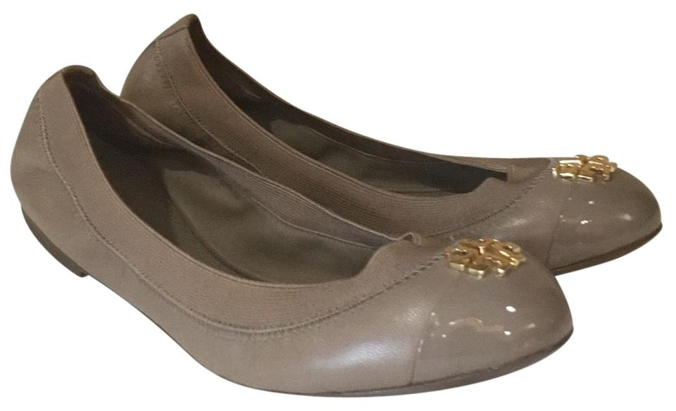 Tory Burch French French French Grey Jolie Flats ec7757