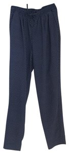 H&M Relaxed Pants blue