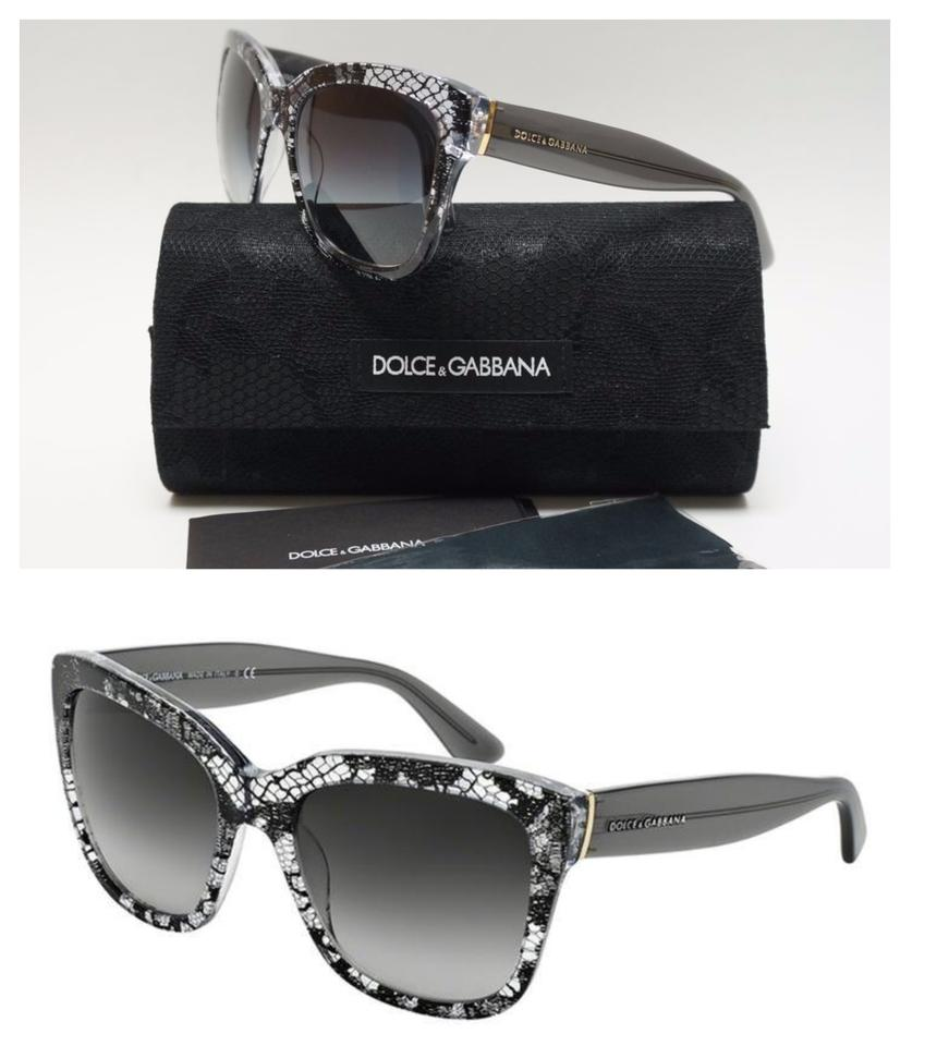 4692b730b74b Dolce&Gabbana Chantilly Lace 4266 501/3F Anthracite DG4266 Image 0 ...