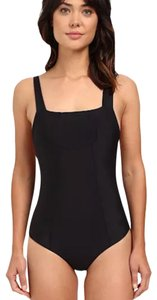 Tori Praver Escondido One Piece Swimsuit, Black, Large