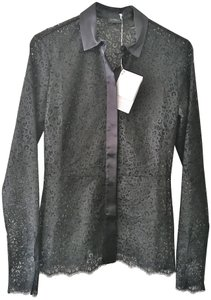 La Perla Button Down Shirt Black