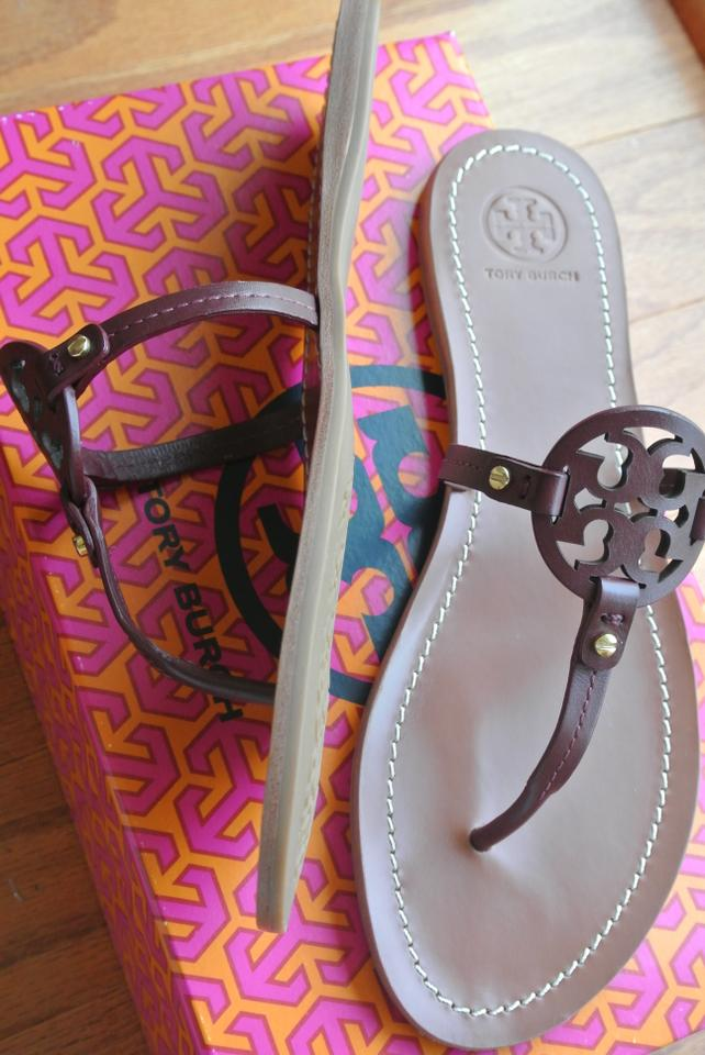 ea06e4fe1c0b Tory Burch Red End-of-summer-sale Mini Miller Sandals Size US 8.5 Regular  (M