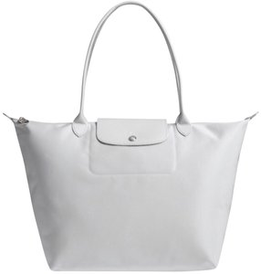 ... Added to Shopping Bag. Longchamp Tote in Silver. Longchamp Le Pliage  Neo . 5030600f9c
