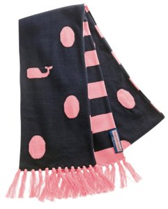 Vineyard Vines Vineyard Vines Winter Polka Dot Whale Scarf