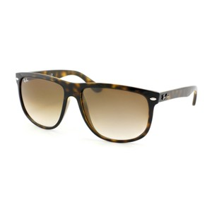 Ray-Ban Ray Ban Highstreet Light Brown Gradient Sunglasses RB4147 710/51 60mm