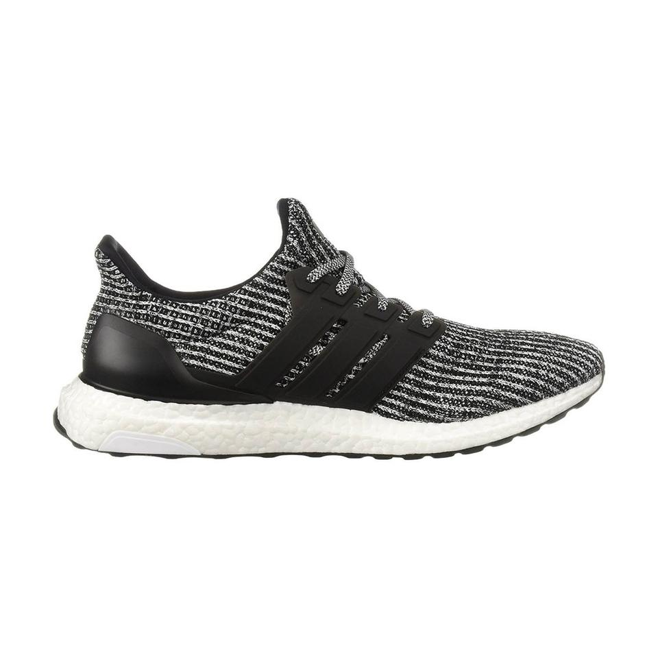 c5d6d680647d5 adidas White Black Performance Ultraboost M Running Mens Sneakers ...