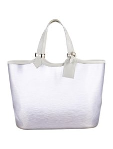 Louis Vuitton Amber Neo Clear Kelly Clear Chanel Naked White Beach Bag
