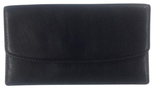 Fossil Black Clutch