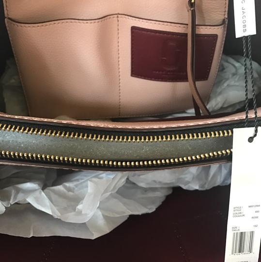 Marc Jacobs Tote in Rose Image 5