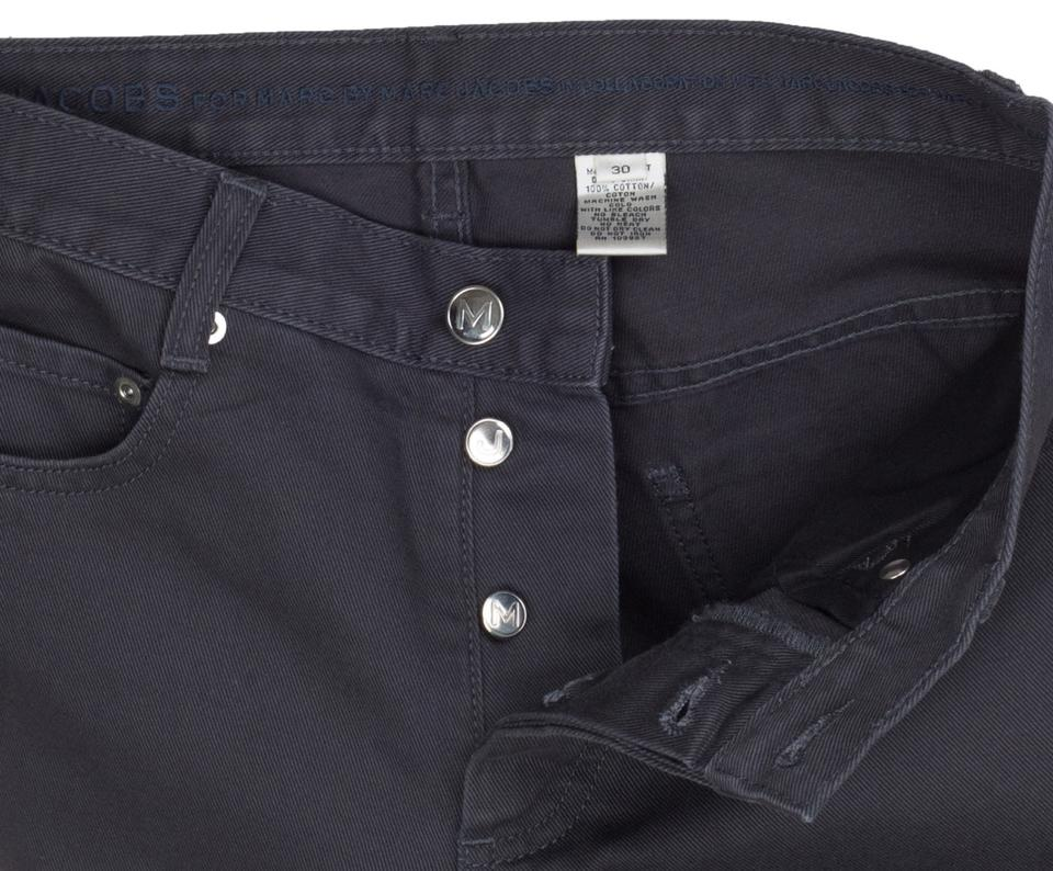 53ecdfdd6e Marc by Marc Jacobs Gray Men s Cotton Twill Slim Fit Denim Pants ...