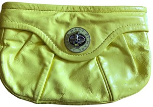 Marc by Marc Jacobs neon yellow Clutch