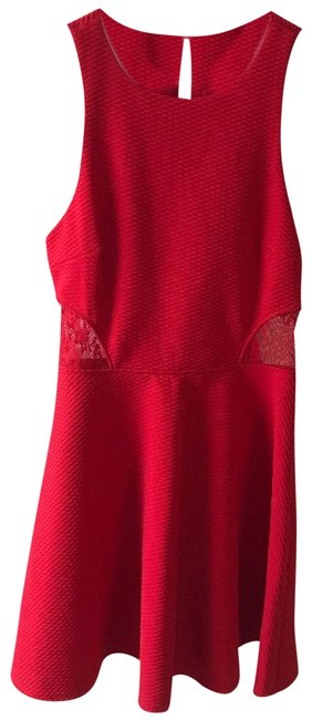Preload https://img-static.tradesy.com/item/23899557/forever-21-red-lace-short-night-out-dress-size-4-s-0-2-650-650.jpg