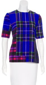 Victoria Beckham Top Blue and multicolor