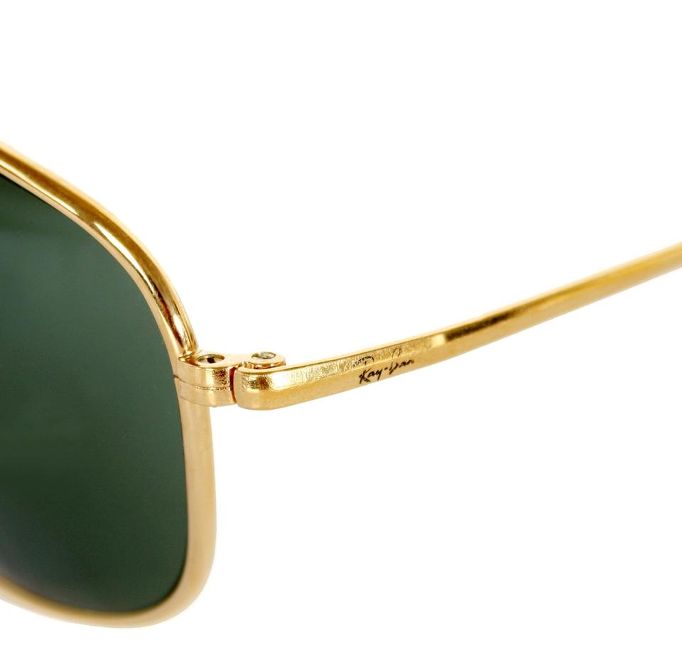 435995d107 Ray-Ban Gold Vintage Bausch   Lomb Olympic Games 1994 1996 W1708 Sunglasses  - Tradesy