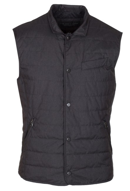 Preload https://img-static.tradesy.com/item/23899608/gray-quilted-padded-vest-size-4-s-0-0-650-650.jpg