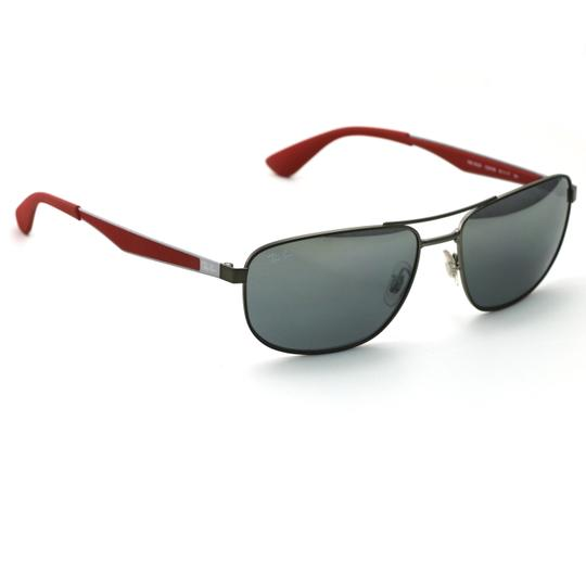 Preload https://img-static.tradesy.com/item/23899616/ray-ban-red-and-grey-3528-with-mirror-lenses-sunglasses-0-0-540-540.jpg