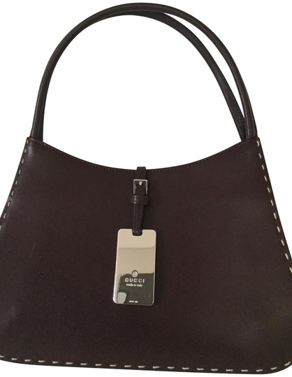 Preload https://img-static.tradesy.com/item/23899835/with-silver-snap-brown-leather-wristlet-0-1-540-540.jpg