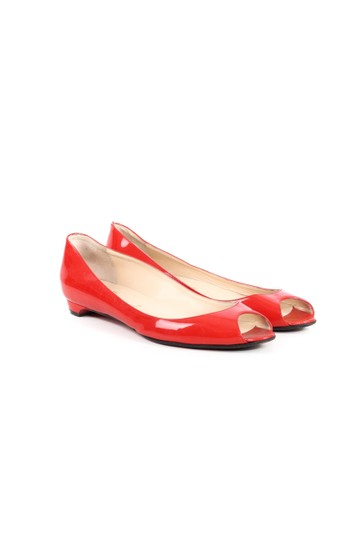 Preload https://img-static.tradesy.com/item/23899986/christian-louboutin-apple-red-patent-leather-flats-size-eu-40-approx-us-10-regular-m-b-0-0-540-540.jpg