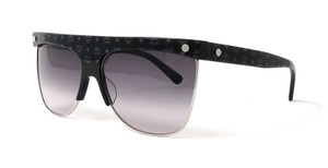 MCM MCM Sunglasses MCM107S 006 Black Visetos Sunglasses