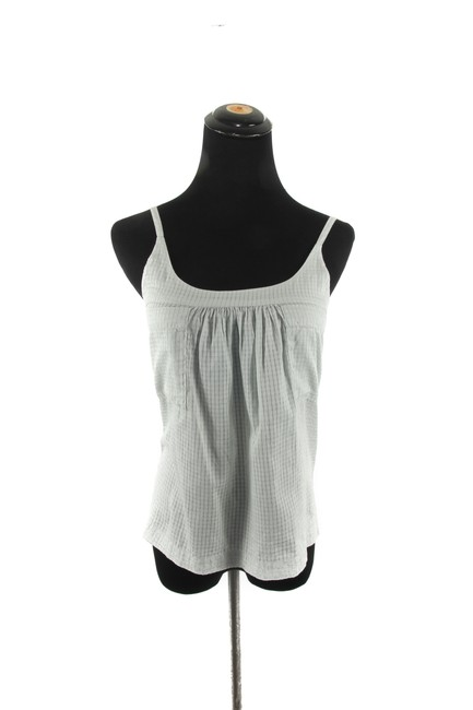 MM6 Maison Martin Margiela Sheer Camisole Top Mint