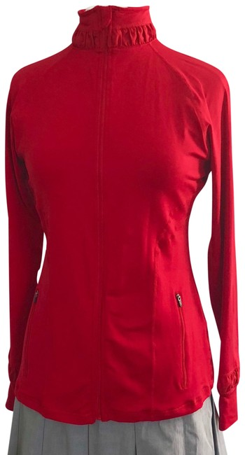 Preload https://img-static.tradesy.com/item/23900229/spanx-red-compression-zip-up-activewear-outerwear-size-8-m-0-1-650-650.jpg