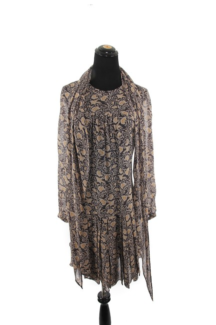 Preload https://img-static.tradesy.com/item/23900232/isabel-marant-black-and-beige-floral-mid-length-casual-maxi-dress-size-2-xs-0-0-650-650.jpg
