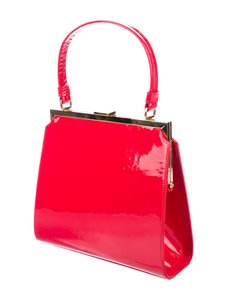 Mansur Gavriel Satchel in Red