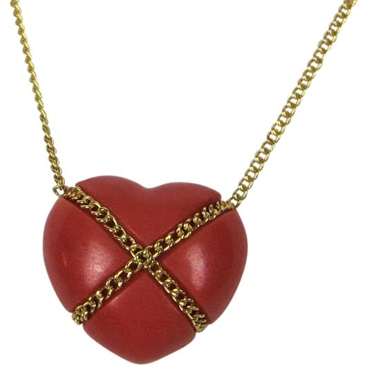 Preload https://img-static.tradesy.com/item/23900407/tiffany-and-co-coral-heart-18k-yellow-gold-pendant-necklace-0-1-540-540.jpg