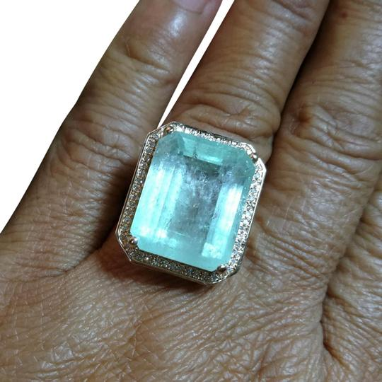 Preload https://img-static.tradesy.com/item/23900417/green-sale-1788-ct-natural-colombian-emerald-and-diamond-14-k-yellow-gold-ring-0-1-540-540.jpg