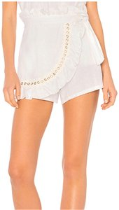 MISA Los Angeles Dress Shorts White