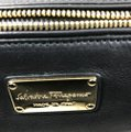 Salvatore Ferragamo Satchel in Black Image 7