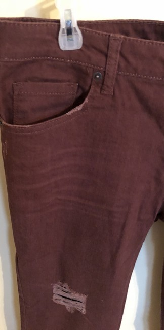Aéropostale Aero Stretch Destroyed Brand Jeggings-Distressed